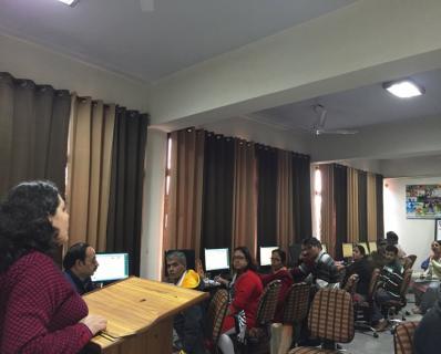 Workshop for SSAs